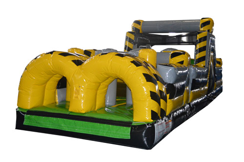 Toxic Elements Obstacle Course