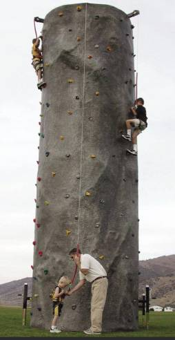 Hard Rock Wall